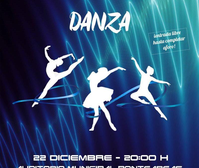 Recital de Navidad Danza