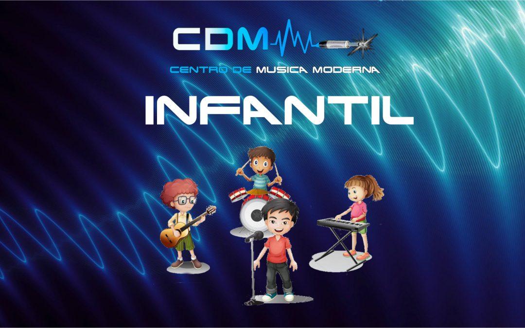 Concierto Departamento Infantil 2017-2018